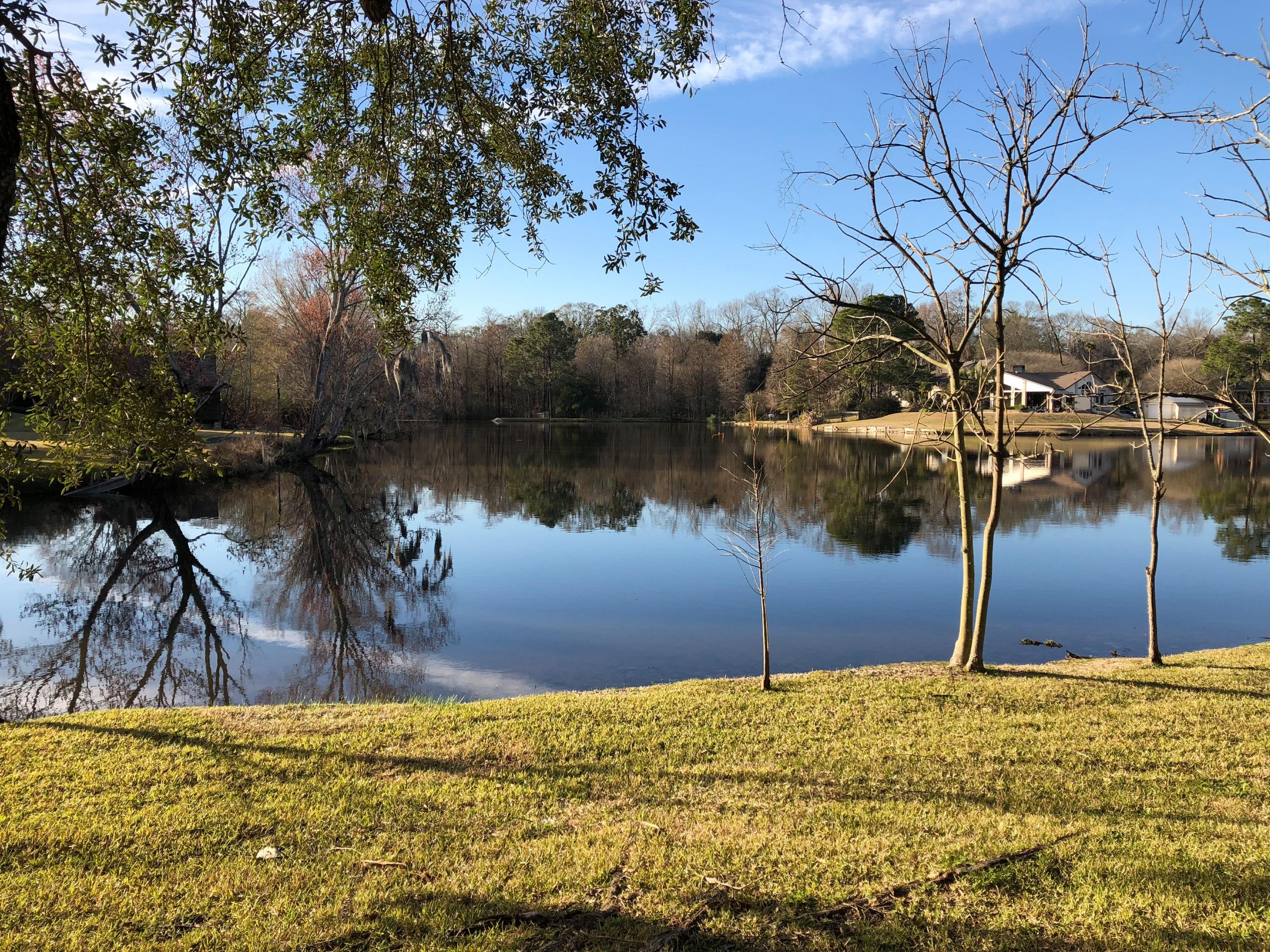 oak hills pond