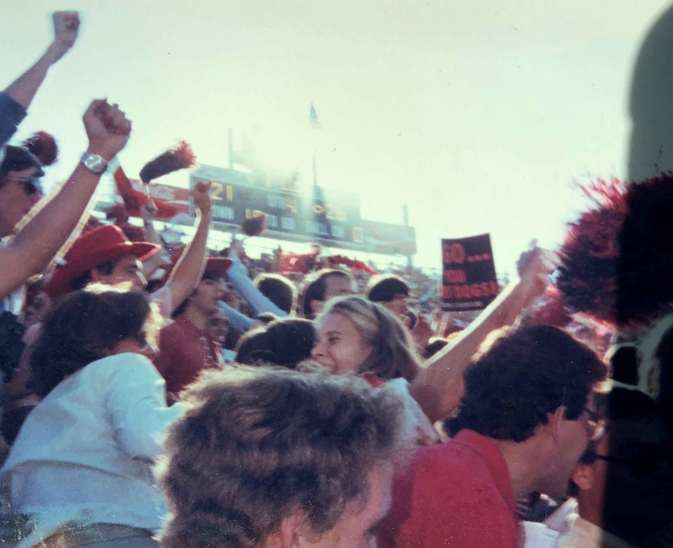 GA FL Scoreboard 1980