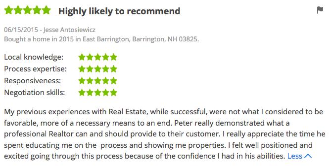 Seacoast realestate reviews