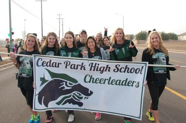 Cedar Park Texas School