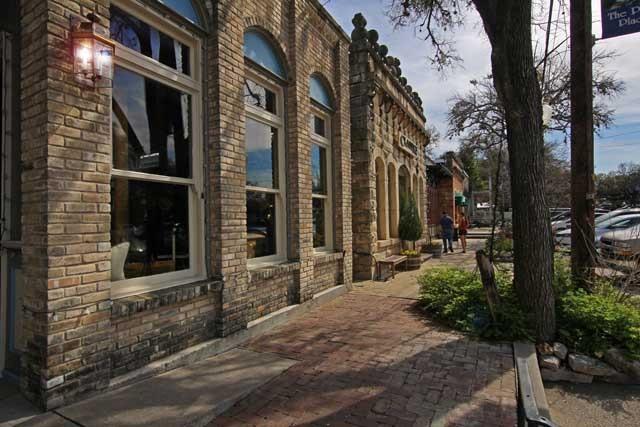 Downtown Salado Texas