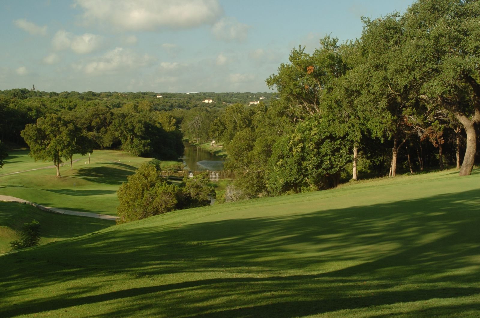 Golf Central Texas Georgetown Texas