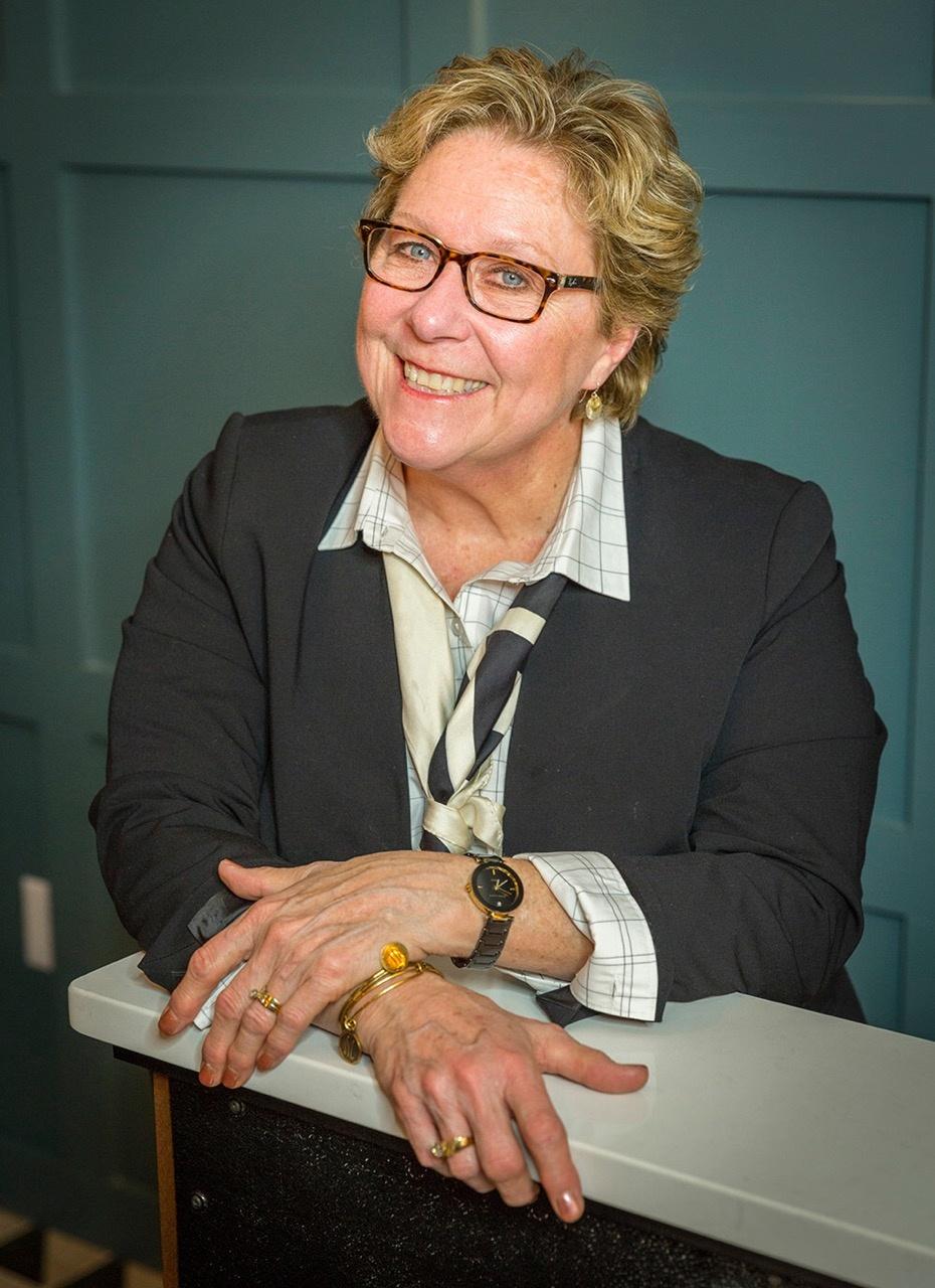 Ann Wilburn Headshot 2019
