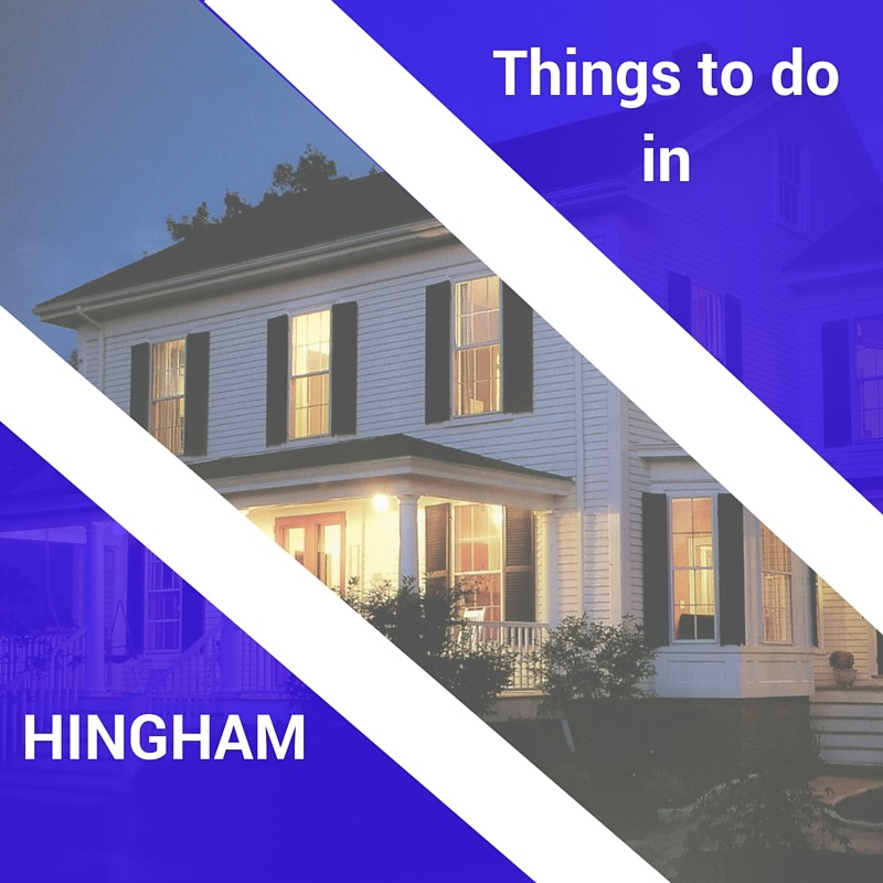 things to do in hingham ma