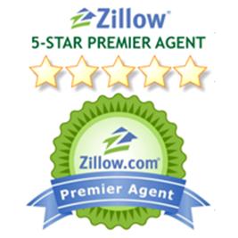 Zillow 5 Star logo