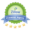5 Star Zillow Premier Agent