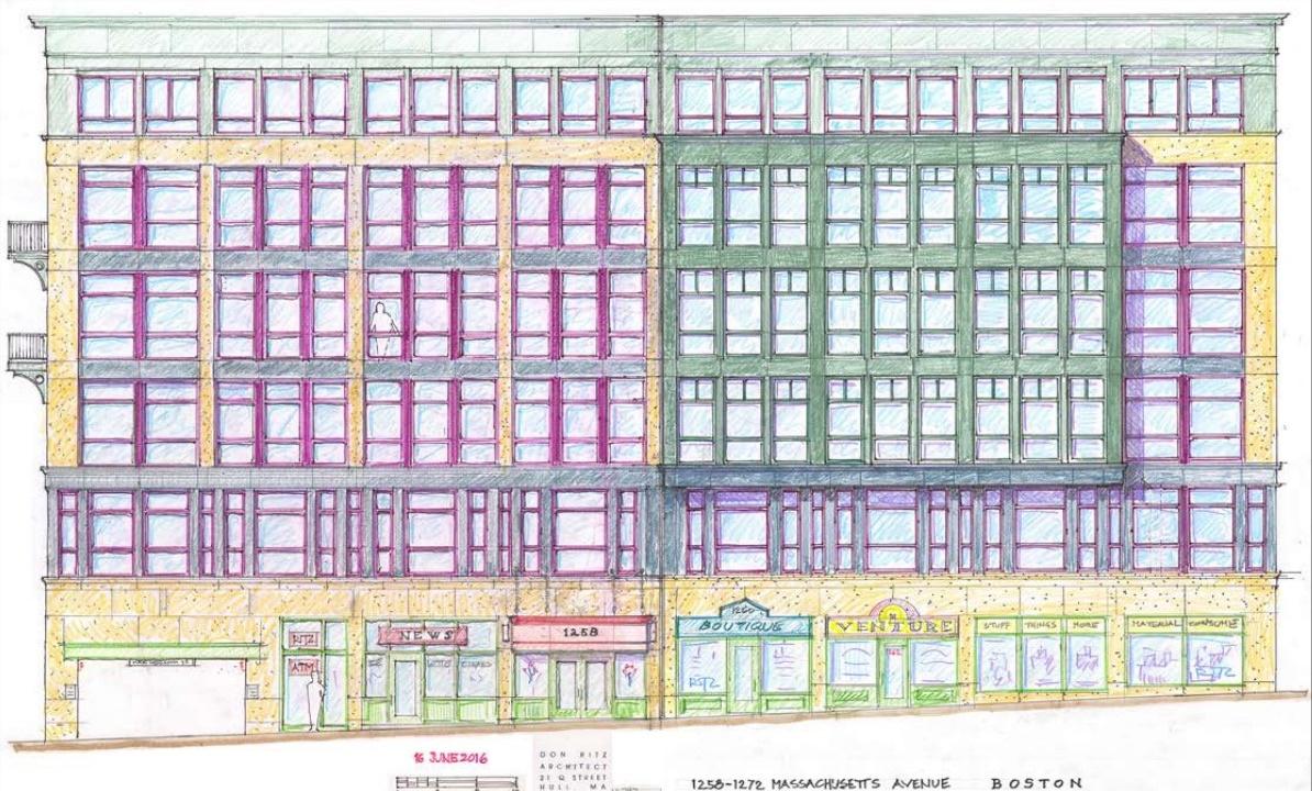 1258-1272-Massachusetts-Avenue-Edward-Everett-Square-Dorchester-Apartments-For-Rent-Retail-Douglas-George-Development-Project-Roche-Christopher-Architecture