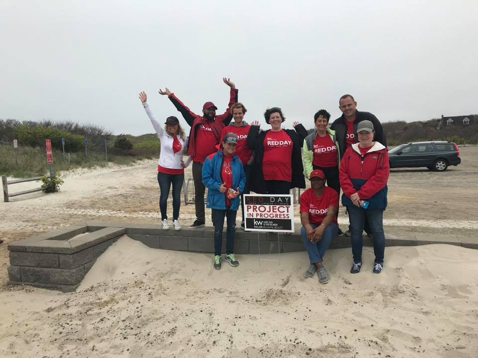 Red Day 2018 Keller Williams Cape Cod & the Islands
