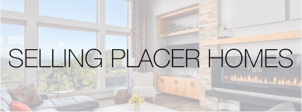 Selling Placer Homes Banner