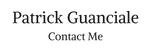 Contact Patrick Guanciale