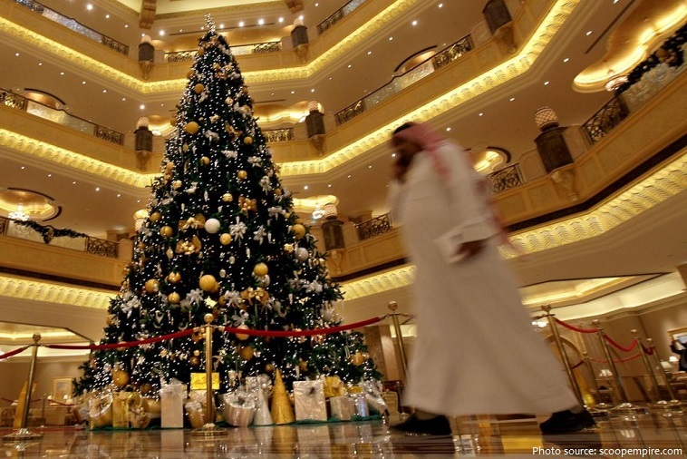 Most Expensive Dressed Christmas Tree