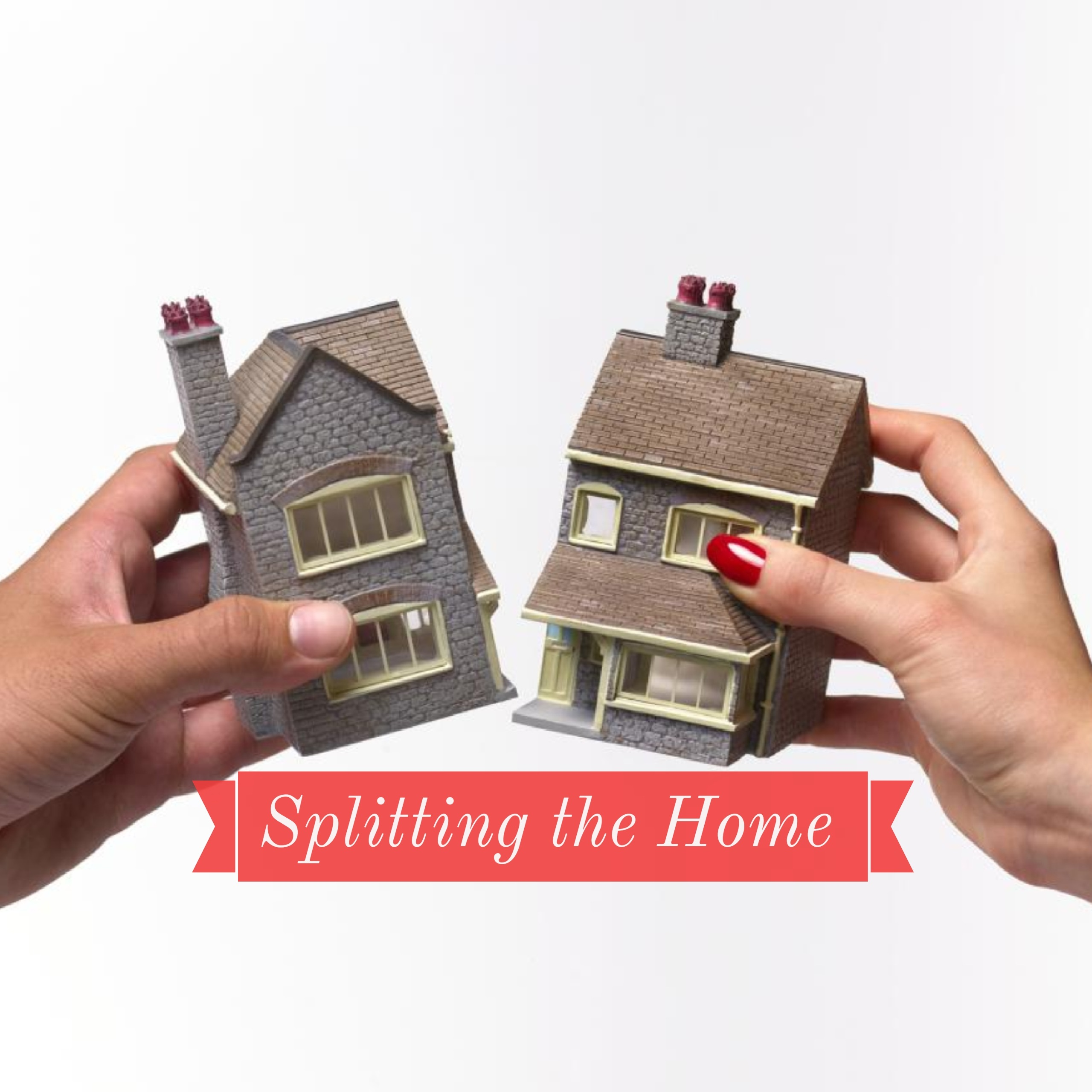 Splitting-the-home-divorce