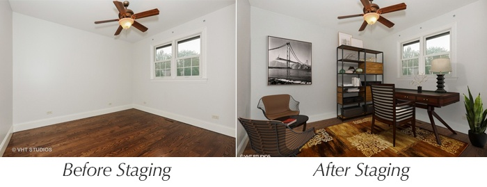 home staging Orland park