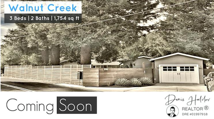 Coming Soon in Walnut Creek