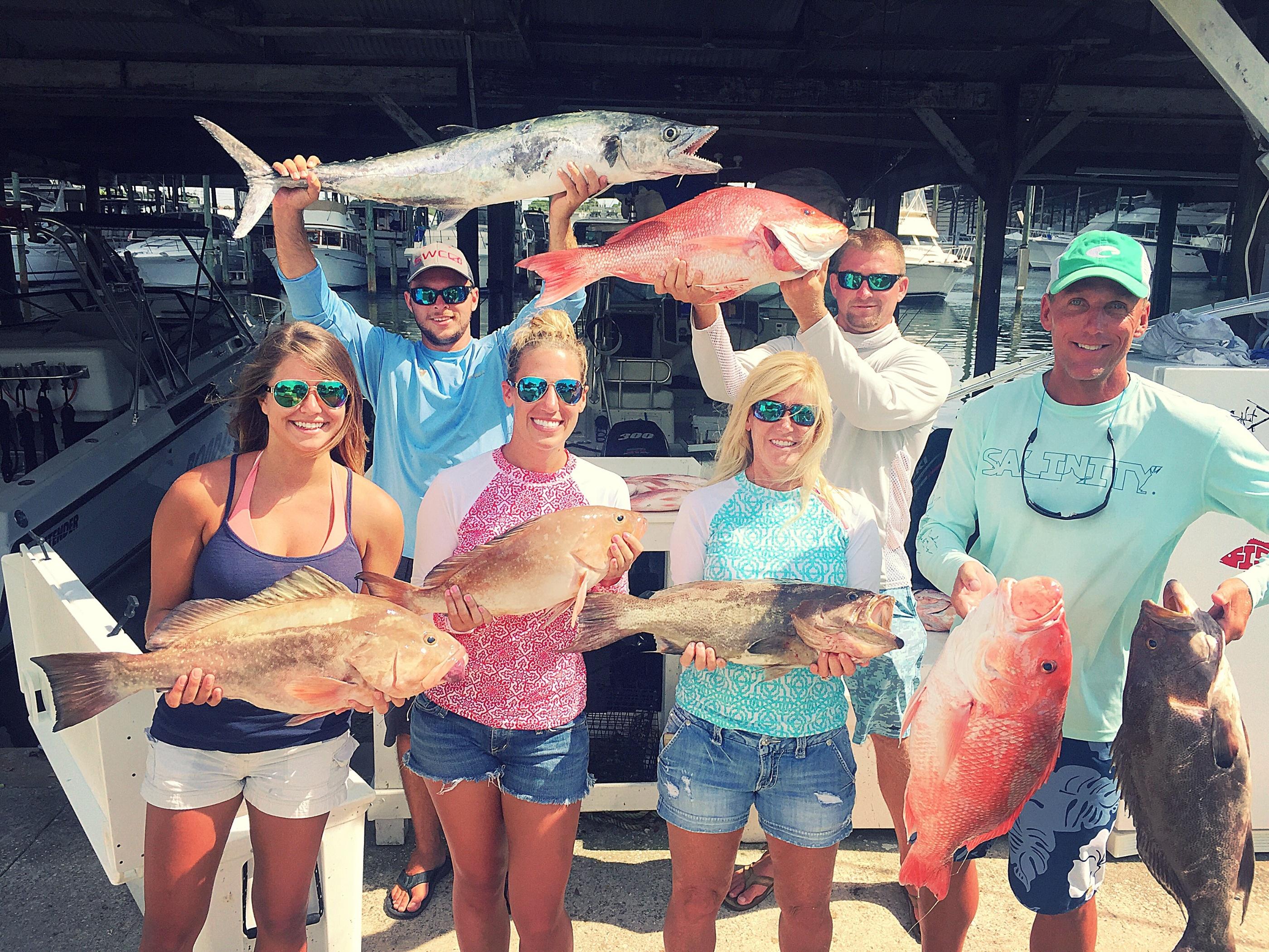Fishing La Costa Charters