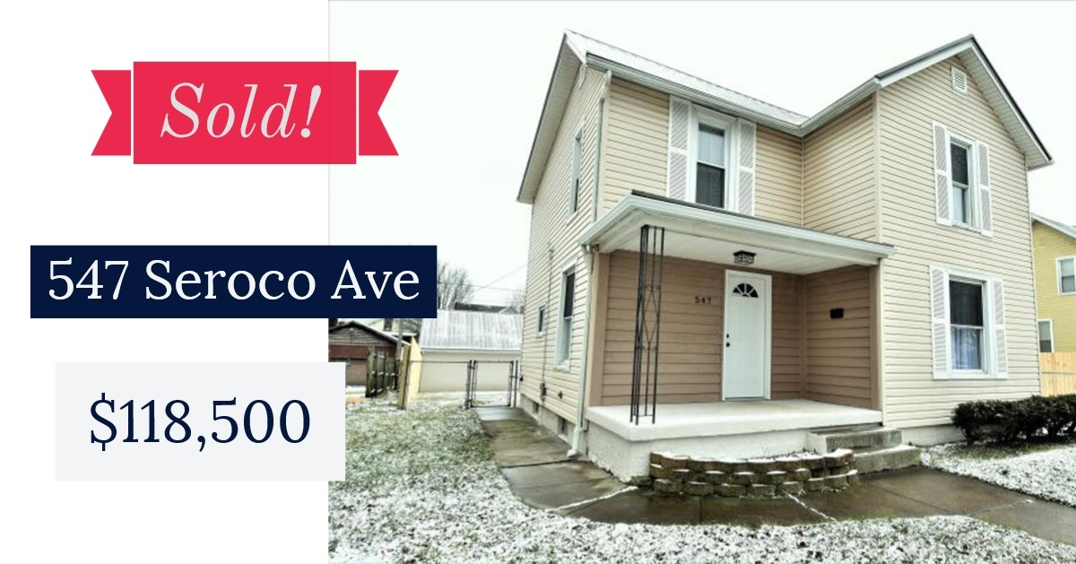 547 Seroco Ave Sold