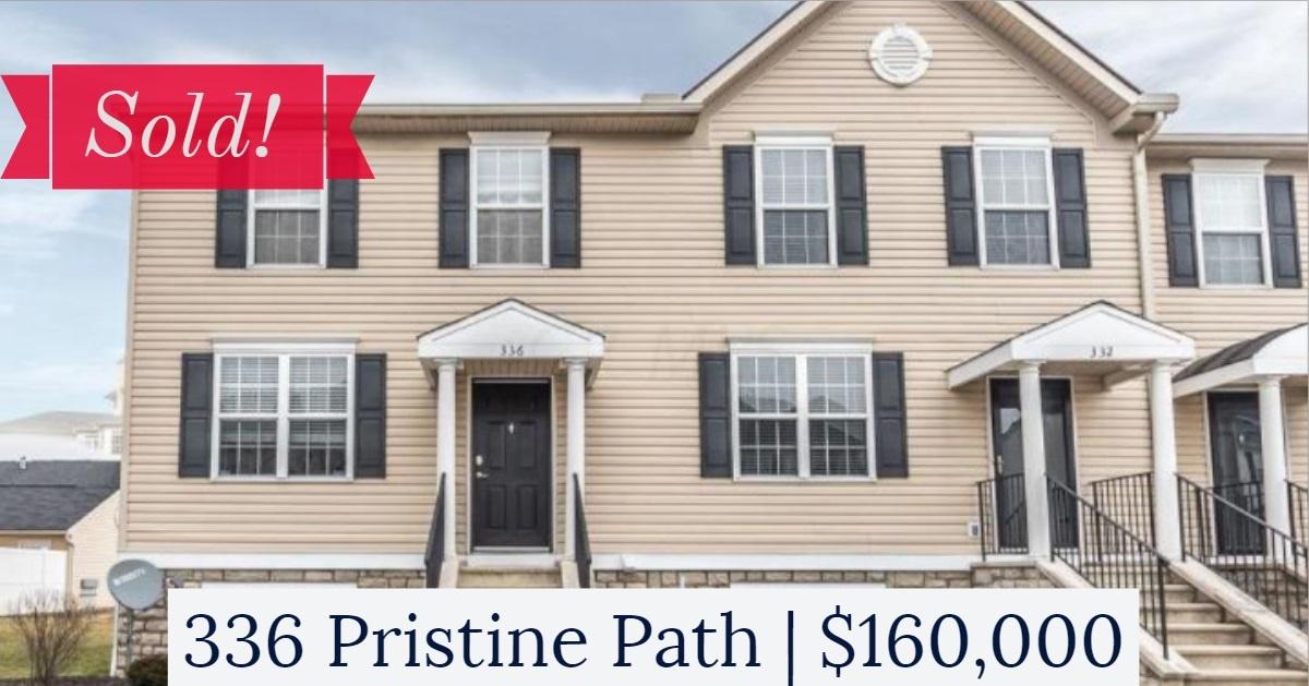 336 Pristine Path - SOLD