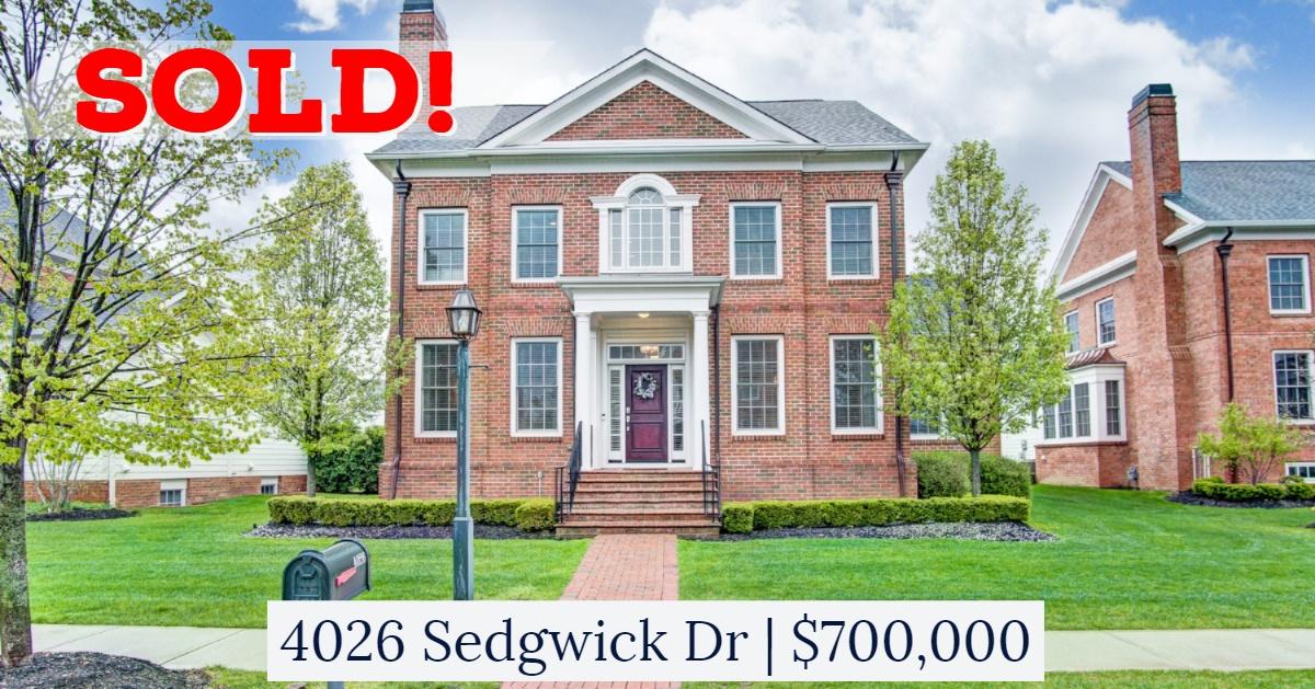 4026 Sedgwick Dr