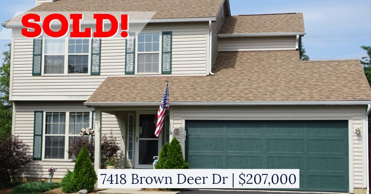 7418 Brown Deer Dr _ $207,000