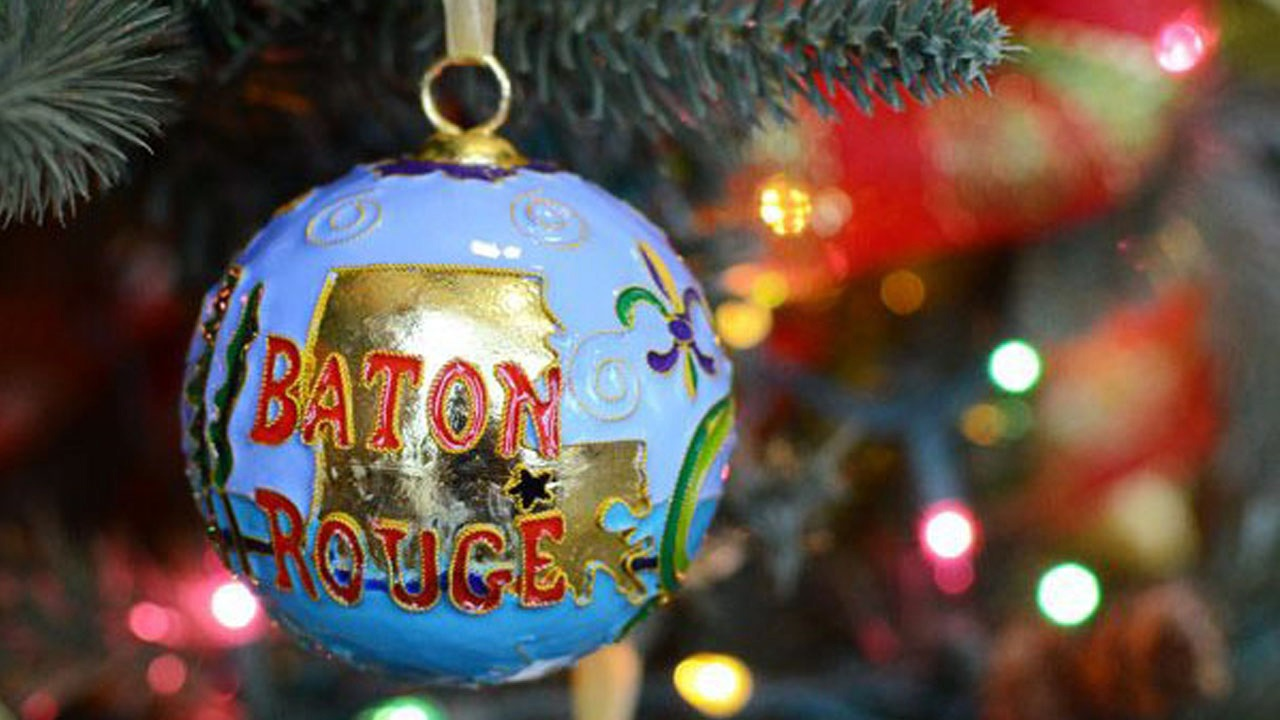 2017 Baton Rouge Holiday & Christmas Events Guide