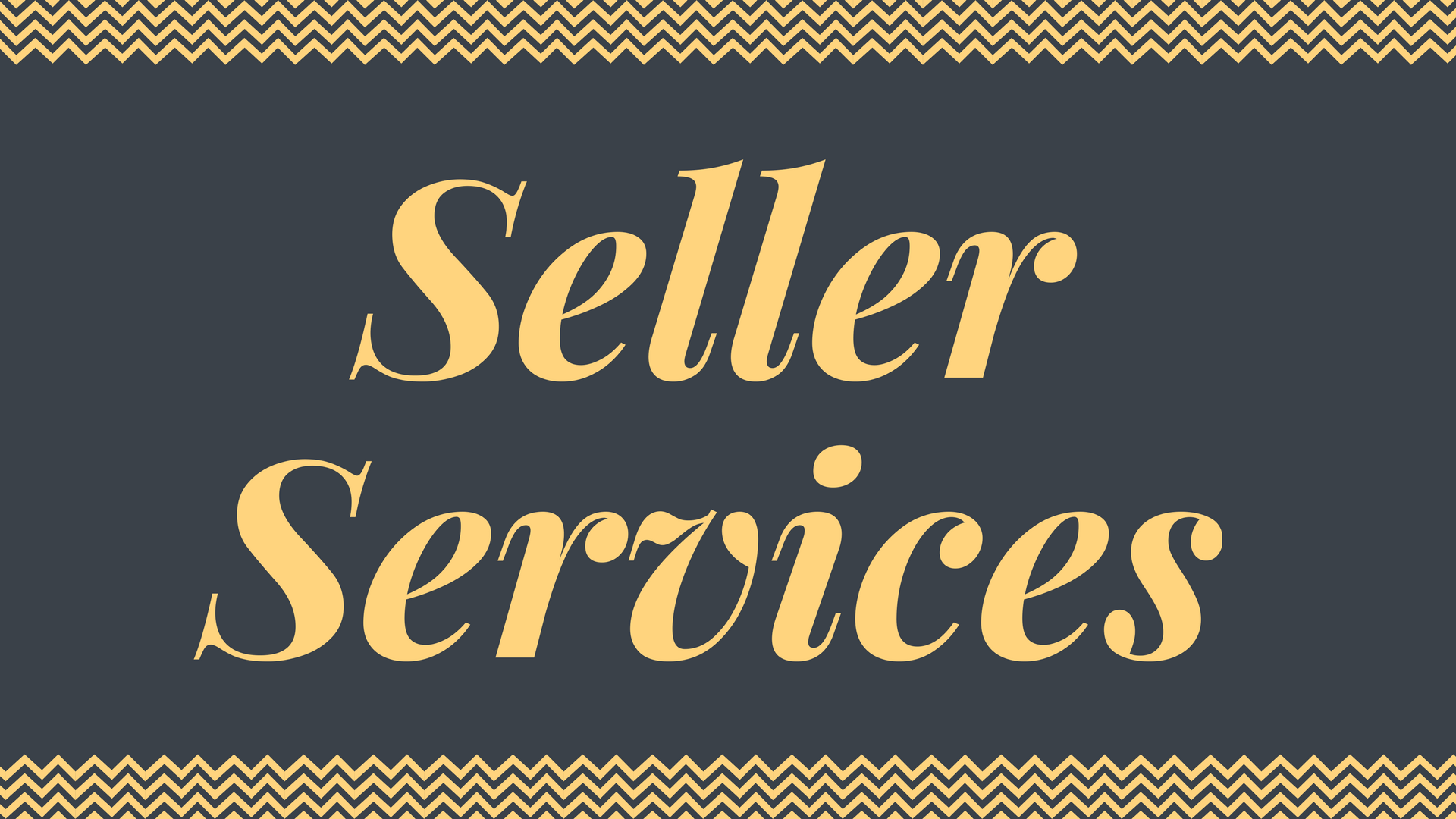 Seller Services