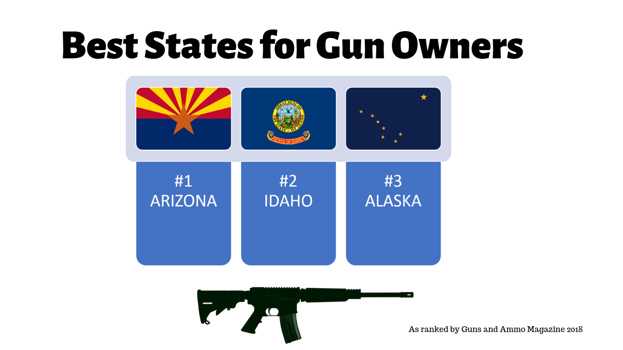 Best States for Gun Owners(1)