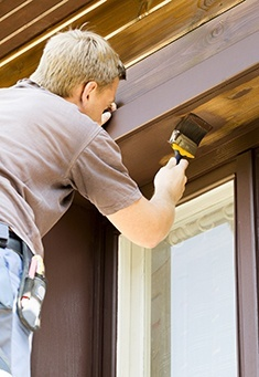 painting house trim