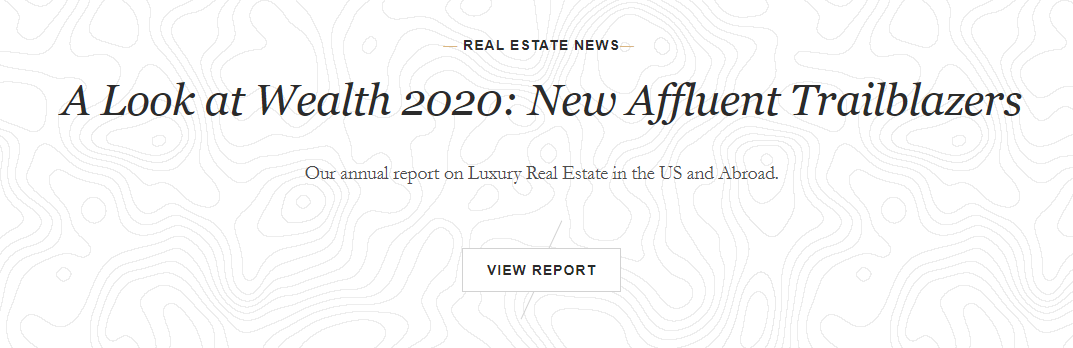Luxury report 2020