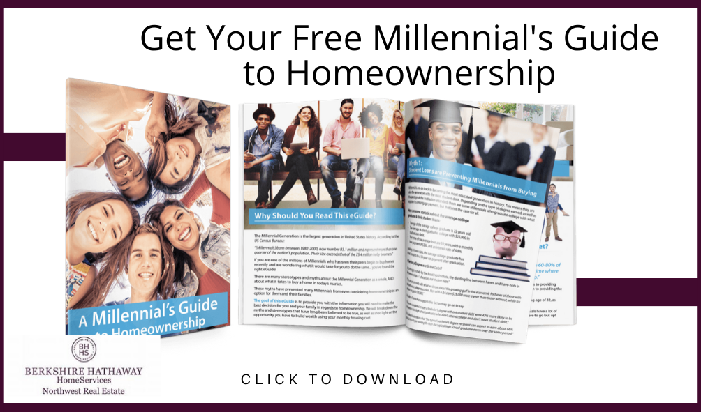 Free Millennials Guide to homeownership