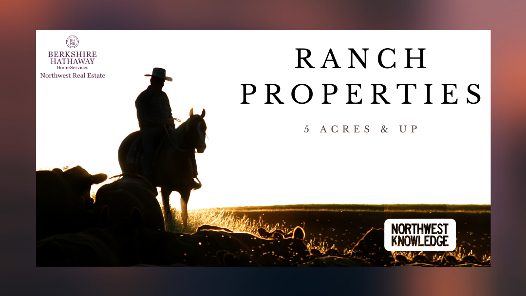 RANCH PROPERTIES FOR SALE IN CENTRAL OREGON