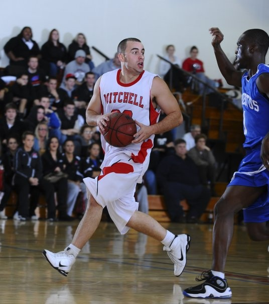 Mike DePaolo, Mitchell College Basketball Standout