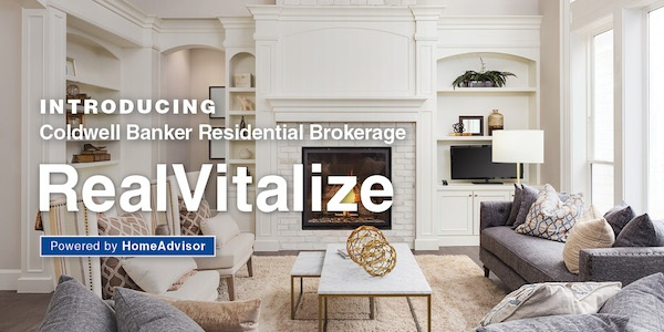 Introducing Coldwell Banker RealVitalize Powered by HomeAdvisor