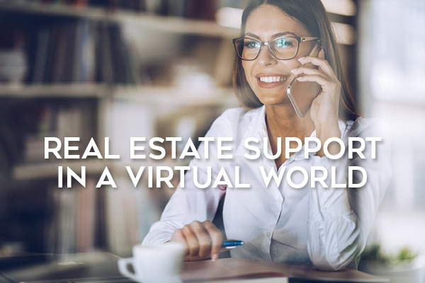 Real Estate Support ina Virtual World