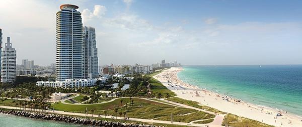 Bienvenidos a Miami!