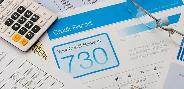 Credit report lookin' good