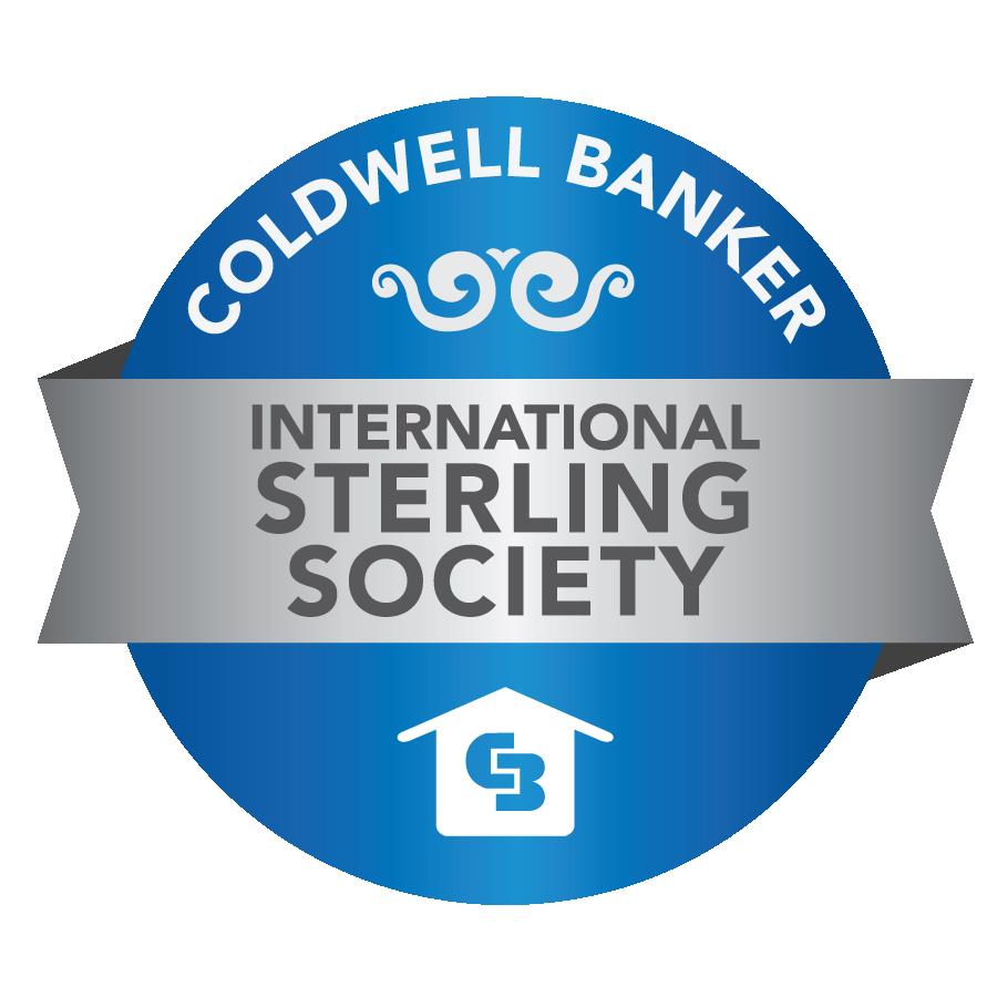 Intl Sterling Society Award