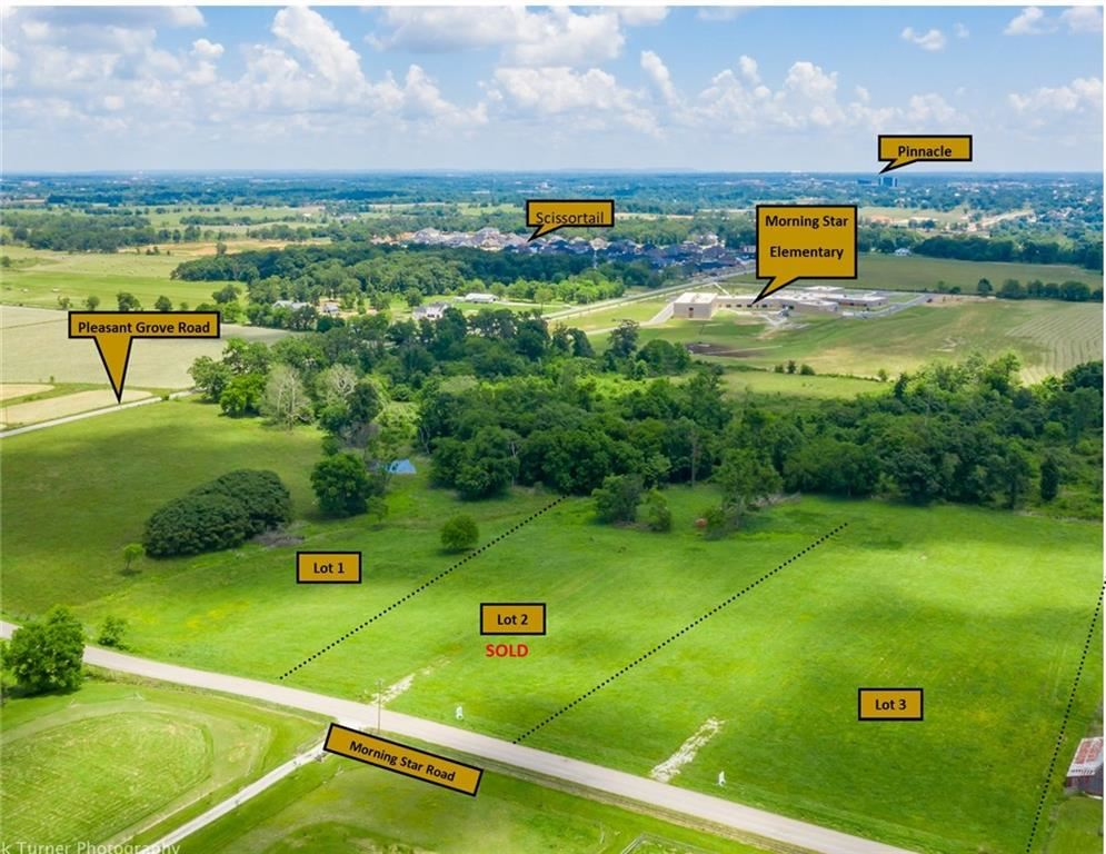 Property Image Of Lot 1 S Morning Star Road In Bentonville, Ar