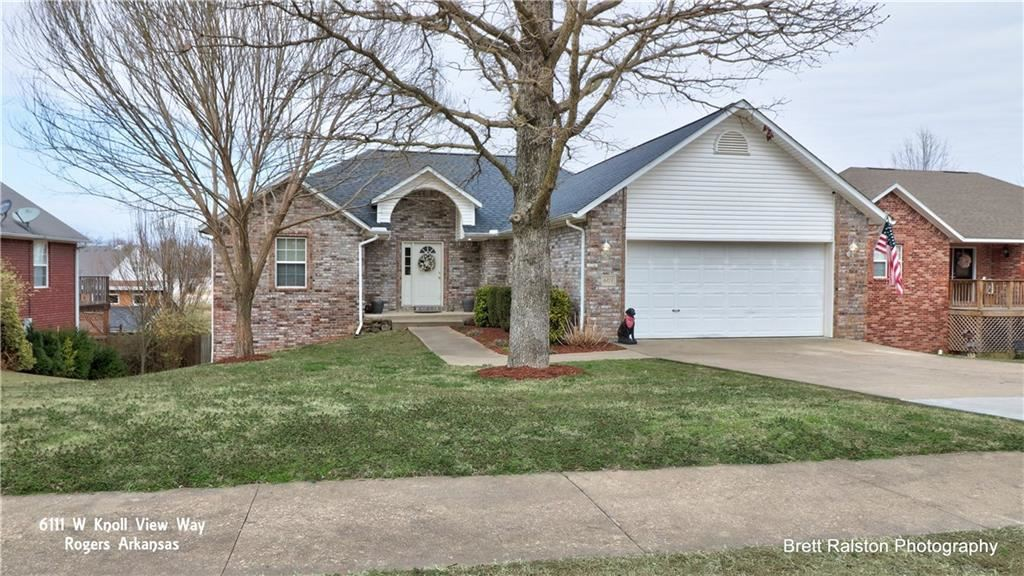 Property Image Of 6111 Knoll View Way In Rogers, Ar
