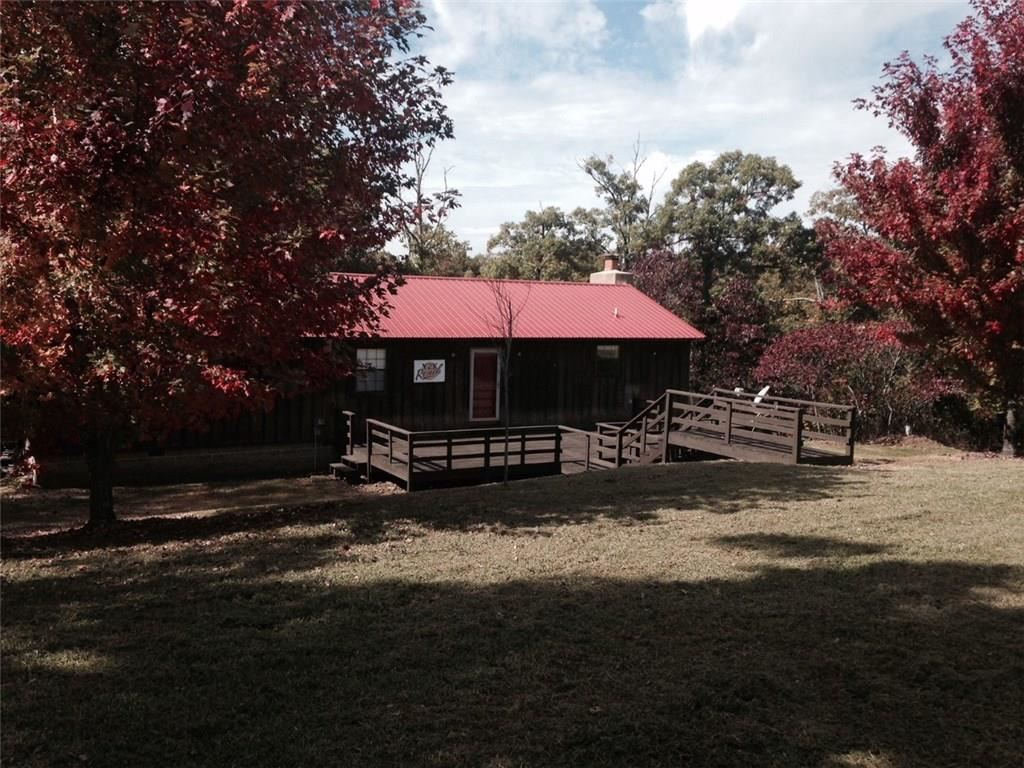 Property Image Of 5782 Madison 3605 Road In Kingston, Ar