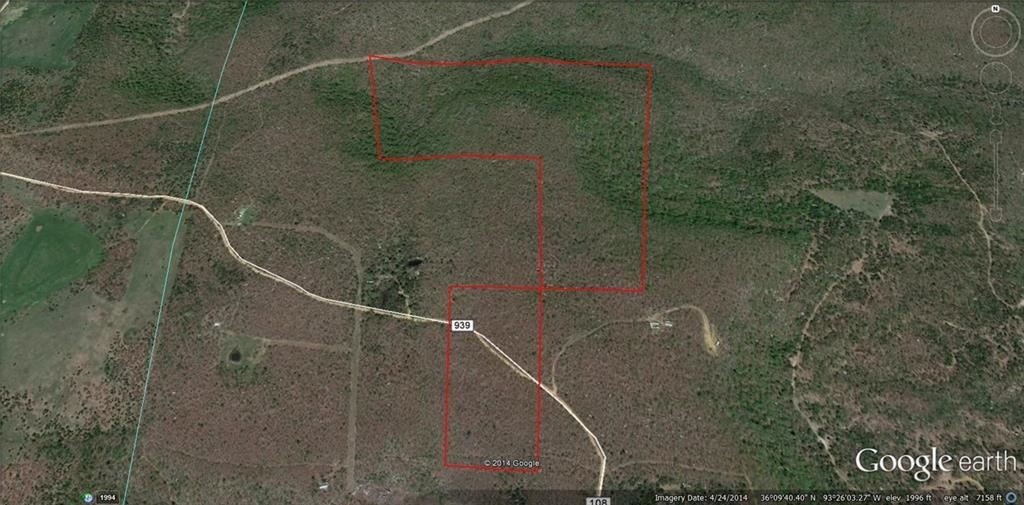 Property Image Of 2714 County Road 939 In Berryville, Ar