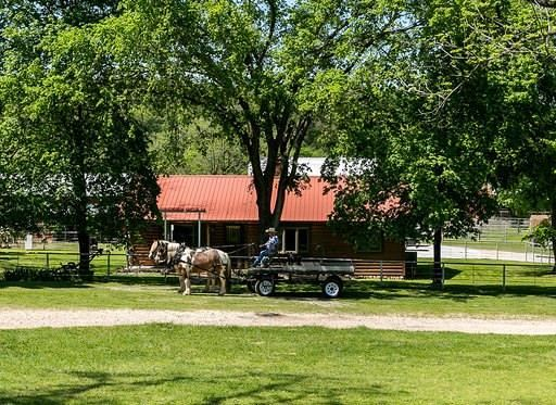 Property Image Of 25200 Ranch Road In Gentry, Ar