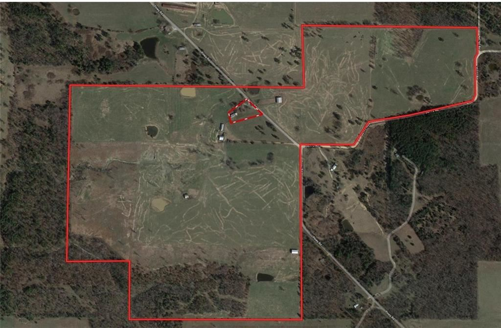 Property Image Of Rr 2 Box 1130 In Stilwell, Ok
