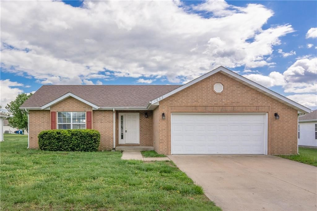 Property Image Of 1632 Lucas Drive In Webb City, Mo