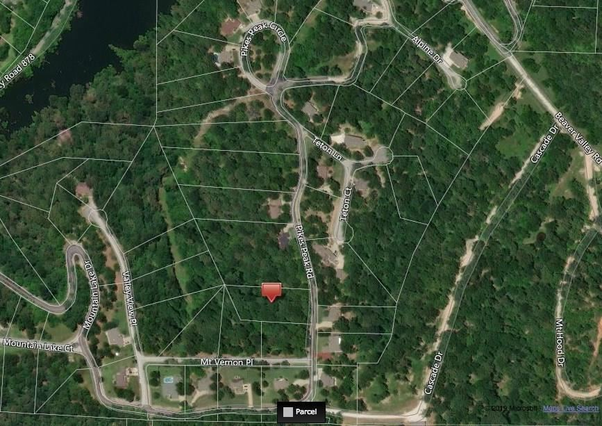 Property Image Of Lot 34 Pikes Peak Road In Rogers, Ar