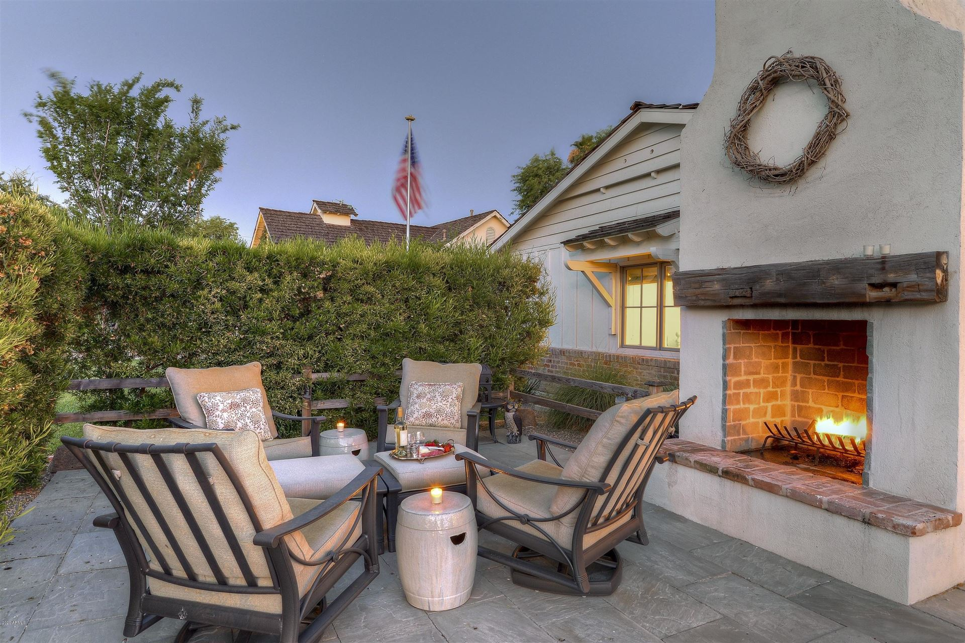 Property Image Of 6101 E Calle Del Media -- In Scottsdale, Az