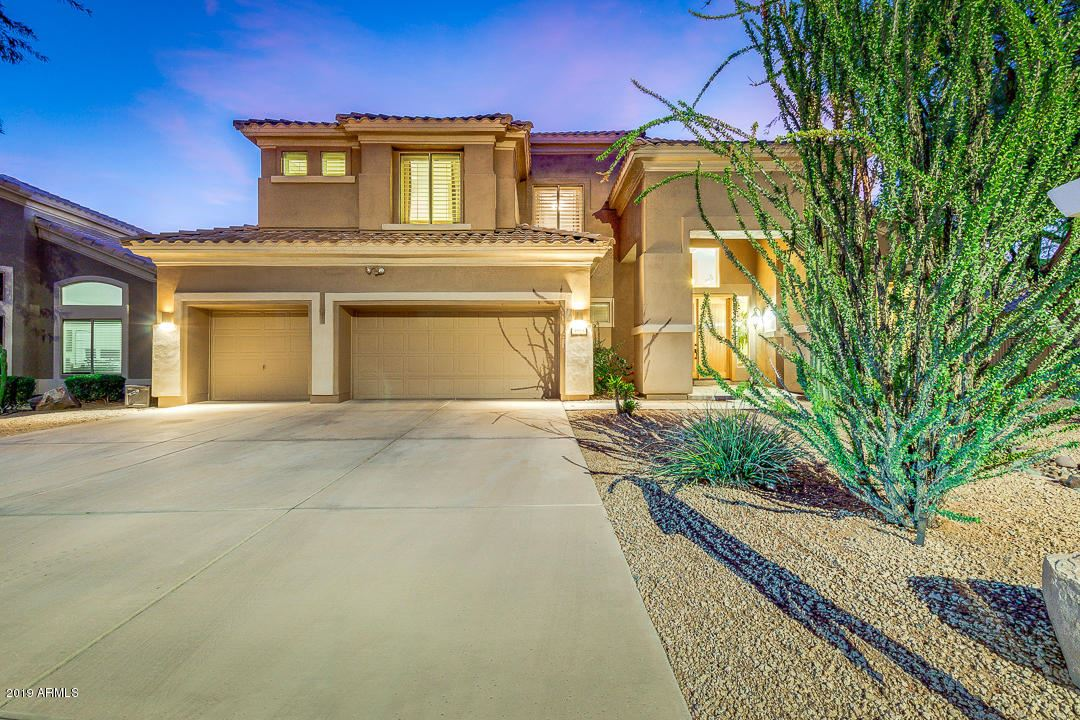 Property Image Of 4926 E Roy Rogers Road In Cave Creek, Az