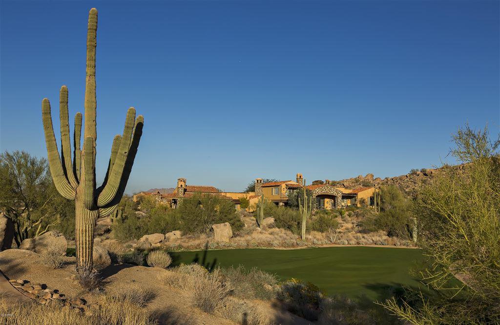 Scottsdale                                                                      , AZ - $6,500,000