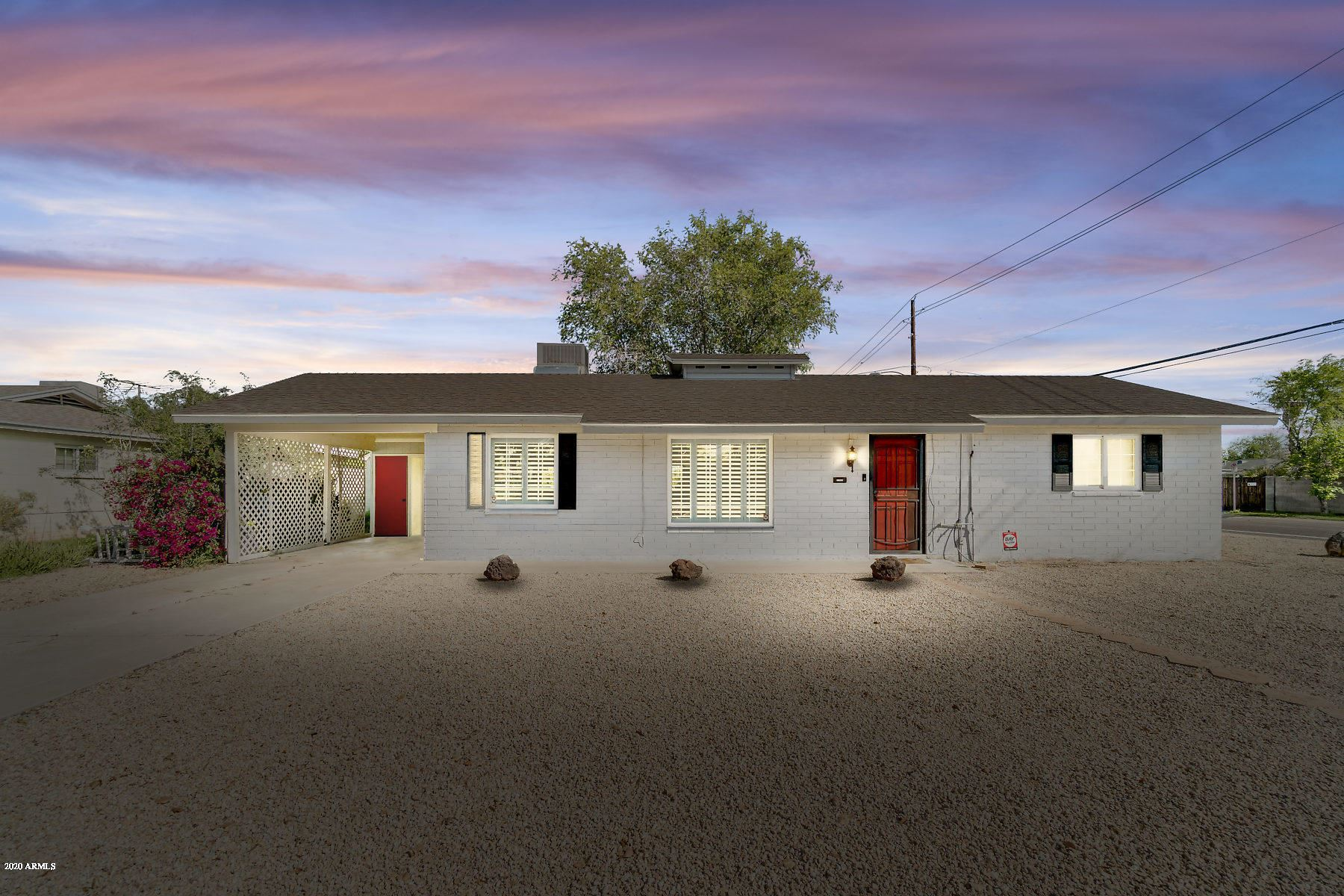Property Image Of 2302 W Flower Street In Phoenix, Az