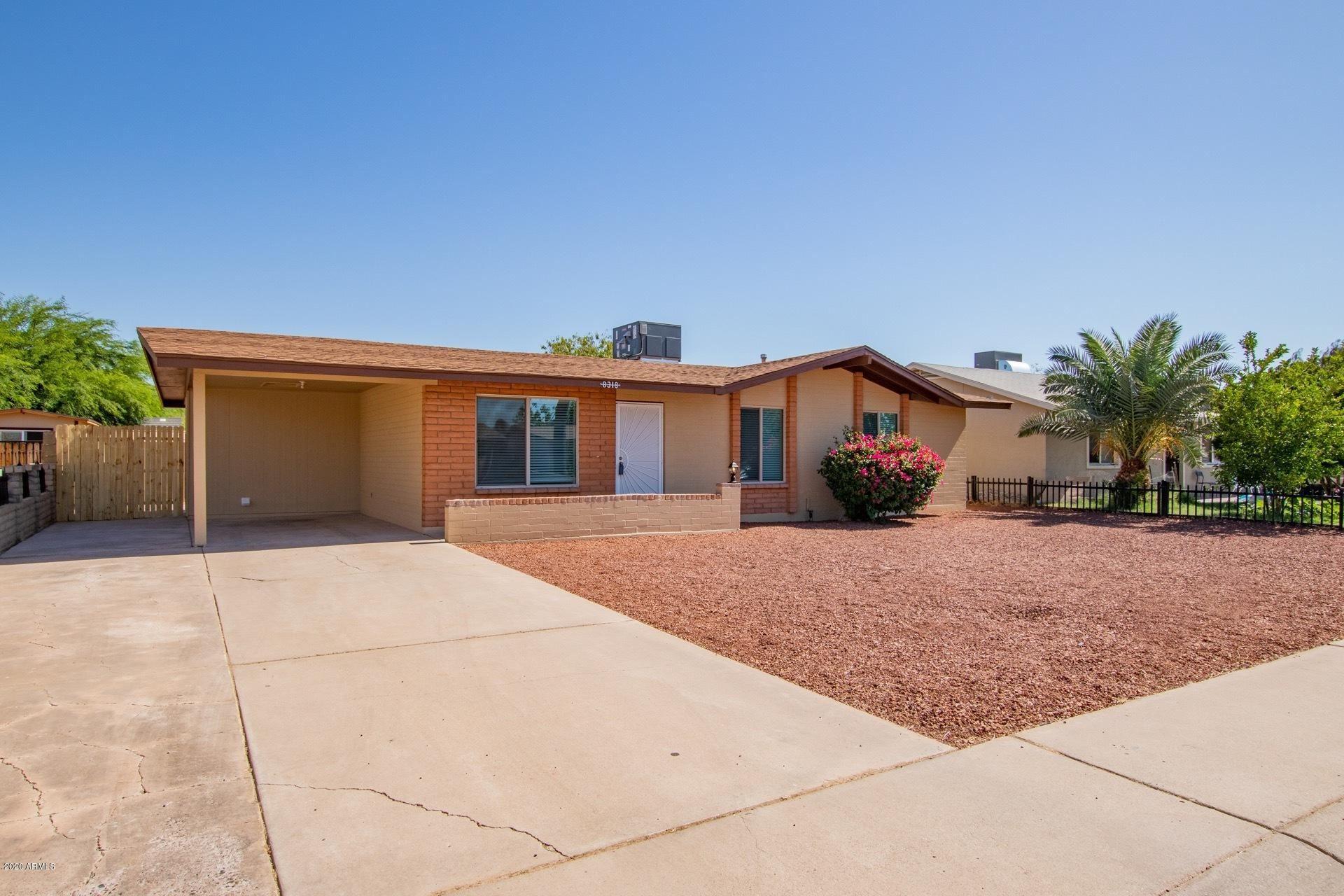 Property Image Of 8318 W Glenrosa Avenue In Phoenix, Az