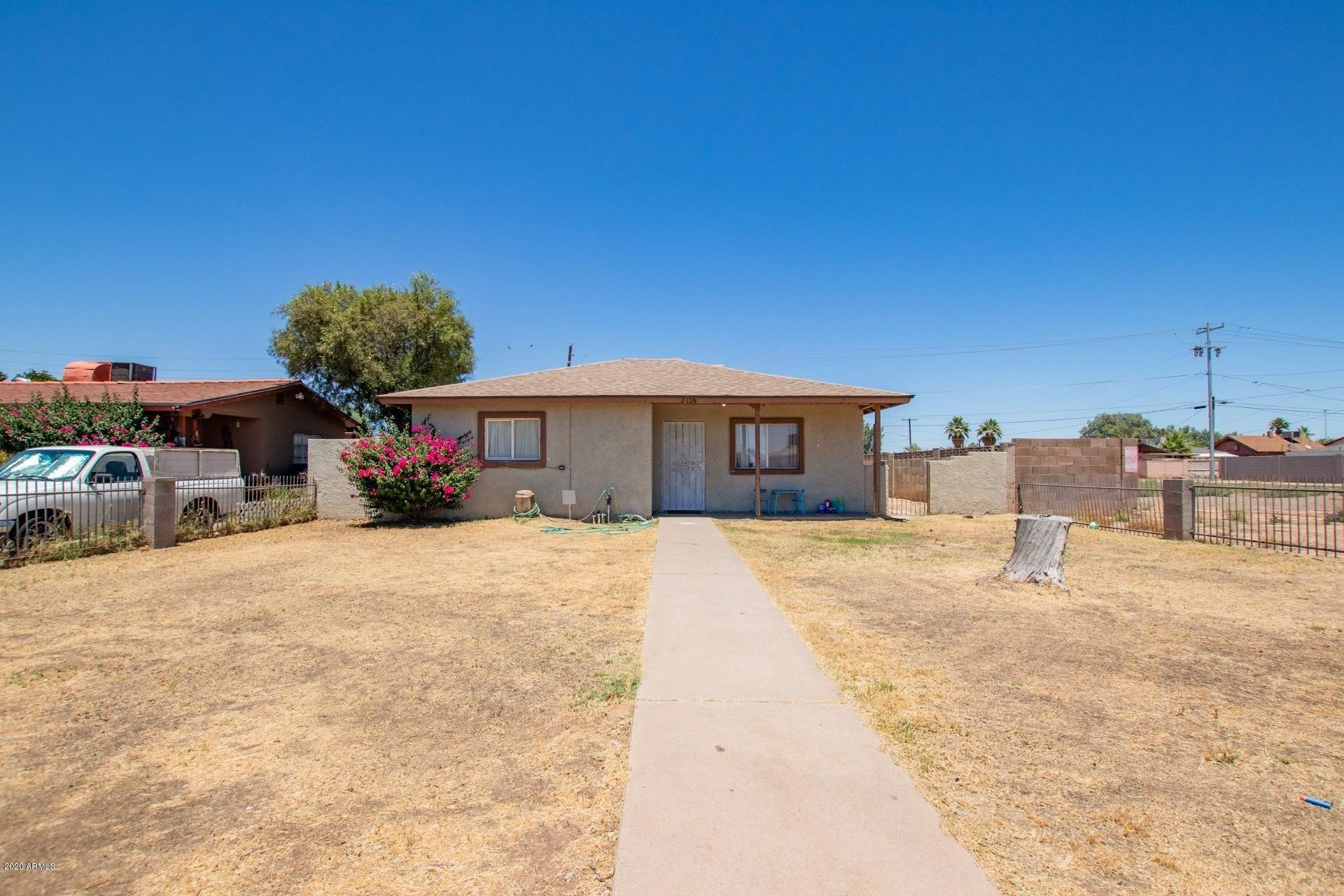Property Image Of 2406 W Jefferson Street In Phoenix, Az